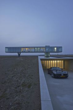 Villa Kogelhof by Paul De Ruiter Architects