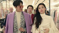 Legend of the Blue Sea: Episode 9 » Dramabeans Korean drama recaps