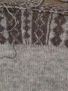 "Bohus cardigan ""The Woven Fabric"" by AnnaKika, via Flickr"