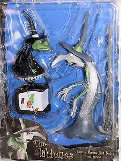 NECA Reel Toys The Nightmare Before Christmas Series 2 The Witches