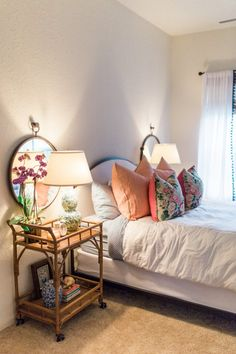 Home Tour Tuesday: The Guest Bedroom