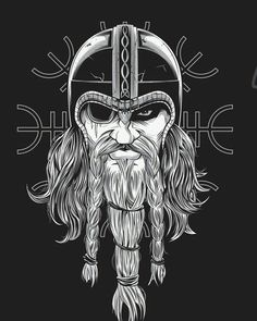 #norse #odin #vikingwarrior