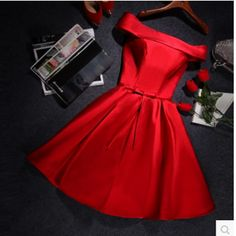 Short party dresses, red mini homecoming dresses, mini short prom dresses, 2017 homecoming dress sexy a-line short prom dress party dress Junior Homecoming Dresses, A Line Prom Dresses, Prom Party Dresses, Evening Dresses, Bridesmaid Dresses, Dress Prom, Pleated Dresses, Sleeveless Dresses, Dresses Short