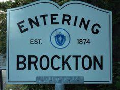 Brockton, MA in Massachusetts