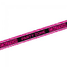 Hens Party Zone Caution Tape