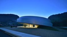 The Cultural Centre of European Space Technologies – SLO | DESIGNEAST.EU