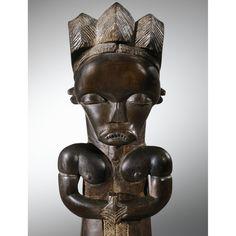 Fang Eyema Byeri (Reliquary Guardian Figure), Mvai, Gabon http://www.imodara.com/post/97510948604/gabon-fang-eyema-bieri-reliquary-guardian-figure