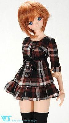 Volks Japan Doll Dolpa 26 Dollfie Dream Poncho Dress Socks | eBay