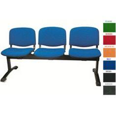 Panche per ufficio modello OFFICE V1-P in metallo e tessuto in vari colori anche per sala riunione, sala d'attesa, ecc. al miglior rapporto prezzo – qualità. 89,90 €