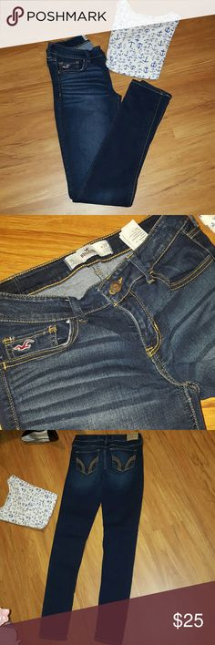 Hollister jeans Worn once Hollister Jeans Skinny