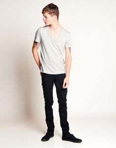 Men's Black Tight OD Skinny Jeans By Cheap Monday    £44    http://www.phixclothing.com/mens-black-tight-skinny-jeans-cheap-monday-p-4620_7_81.html