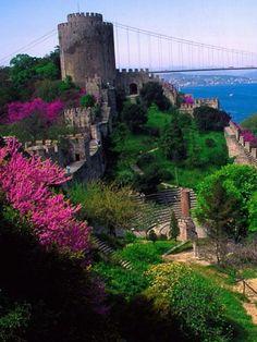 Seeyou Turkey - Google+  Rumeli Fortress #istanbul