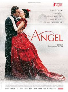 Angel- starring Michael Fassbender, Charlotte Rampling and Sam Neill Charlotte Rampling, Michael Fassbender 300, Sam Neill Jurassic Park, Elizabeth Taylor, Movies About Writers, Movies Showing, Movies And Tv Shows, Francois Ozon, Period Drama Movies