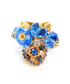 Nice ring from Betsey Johnson .. mm