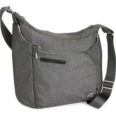 Overland Equipment Belvedere Shoulder Bag (£34) ❤ liked on Polyvore featuring bags, handbags, shoulder bags, pocket purse, quilted purse, overland equipment, tablet purse and overland equipment purse