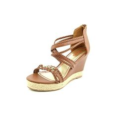 XOXO Flora Women Synthetic Wedge Sandal >>> Visit the image link more details.