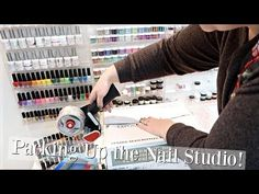 Talia's Nail Tales - YouTube