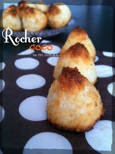1001 gourmandises Les Rochers Coco