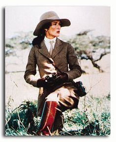 Meryl Streep 'Out of Africa'....