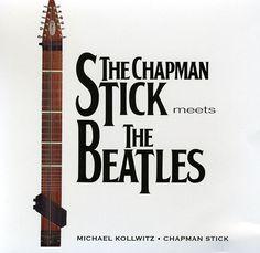 Michael & The Chapman Stick Kollwitz - Chapman Stick Meets The Beatles, Black