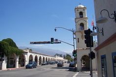 Ojai is just up the hill from Ventura, Ca. And it is BEAUTIFUL!!!   Been there before and loved it!!