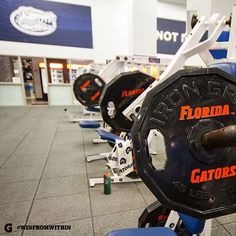 Gatorade Instagram: We're always fueling the #Gators because training is always in season. #WinFromWithin