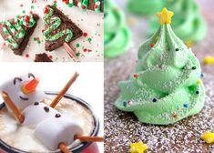 Att baka i december: julgodis med en twist Marshmallows, December, Barn, Christmas Ornaments, Christmas Recipes, Holiday Decor, Holidays, Food, Marshmallow