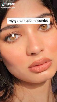 Easy Makeup, Simple Makeup, Natural Makeup, Makeup Tips, Makeup Tutorials, Nose Contouring, Contour Makeup, Eyeliner Tutorial, Laura Mercier