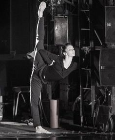 "<<Natalia Osipova rehearsing Nacho Duato´s ""Romeo and Juliet"" # Photo © Nikolay Krusser>>"