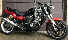 fzx 750 custom