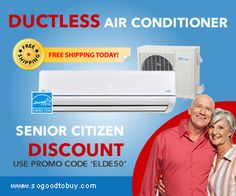 SoGoodToBuy offers high efficiency air conditioners at some of the most competitive price points on the market. All Senville products can also be used as heat pumps that function at temperatures as low as With certifications such as Energy Star and AH High Efficiency Air Conditioner, Senior Citizen Discounts, Price Point, Heat Pump, Heating And Cooling, Energy Star, Being Used, Saving Money, Coding