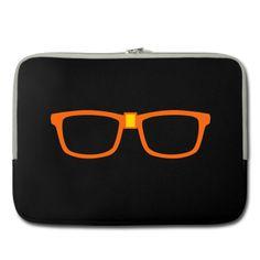 nerd - glasses Bags