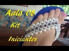 Magda   Chinelo Azul   Aula 8   kit Chinelos para Iniciantes - YouTube