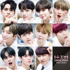 Hyun Kim, Let's Stay Together, You Are My Life, Lai Guanlin, Produce 101 Season 2, Kim Jaehwan, Ha Sungwoon, Ji Sung, Seong