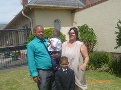 Verkui family excluding Caleb @ the wedding