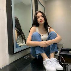 Seulgi, My Girl, Cool Girl, Red Velvet Joy, Kim Yerim, How To Pose, Jennie Blackpink, Ulzzang Girl, Kpop Girls