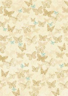 Butterflies on Cream