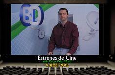 """Tengo el placer de compartir con todos vosotr@s, mi colaboración en la Televisión Comarcal de Xàtiva (Valencia, España), en el que realizo críticas de Cine. Esta semana reseñamos """"Cenicienta"""", la nueva adaptación en 'acción real' del clásico Disney; y el estreno más destacado en DVD, """"Hombres, mujeres y niños"""", el escalofriante retrato a la Sociedad 2.0. http://tavernamasti.blogspot.com.es/2015/04/bon-dia-comarcal-estrenes-de-cine-amb_11.html"""