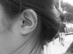 multiple ear piercings - Google Search