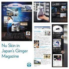Anti Aging Skin Care, Nu Skin, Highlights, Magazine, Products, Wellness, Luminizer, Warehouse, Hair Highlights