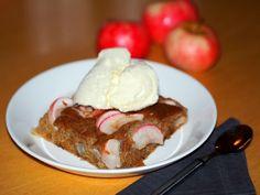 Eilistä paistoa: Helppo omenapiirakka - gluteeniton