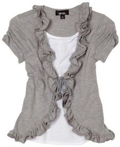 Upcycle an old tee to this - Plus Size Fashion for Women