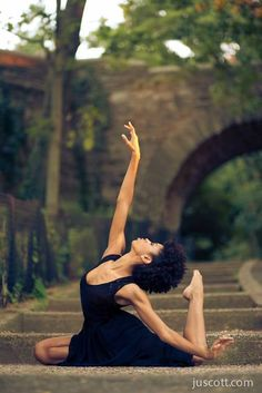 Yoga dance...Sidi Beauty Juscott Photography | SIDI BEAUTY