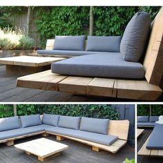 #jacektryc #interiordesigner #design #wnętrza #architekt #projektowanie#meble #cubeo #ogród #garden #gray #szary #wood #drewno