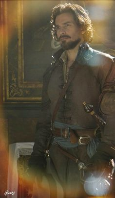 Aramis | BBC The Musketeers