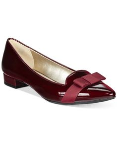 Anne Klein Kyrena Pointed Toe Flats