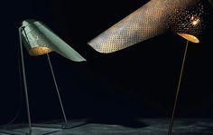 The Perf Lamp: Taking Diesel Design Power to Foscarini Turf