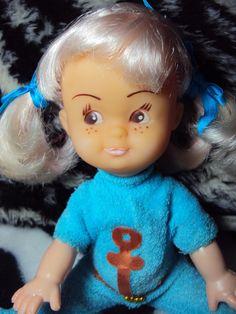 boneca antiga da atma . 24cm