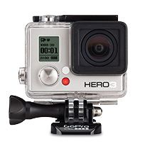A must for any spring fling is a waterproof camera