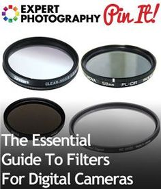 The Essential Guide to Filters for Digital Cameras :: i have used filters on some jobs that i've done. before, i didn't think it made that much of a difference, but in the end, it does. on my SLR negative film camera, i keep a filter on it to protect my lens from scratching, dust, all that stuff!